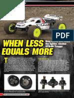 XRAY XT8 - 2009 Specs Review in Radio Race Car (UK) - NEW