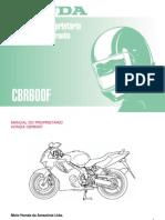 CBR600F4 Proprietario