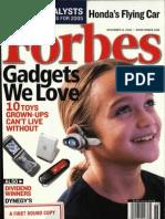 Forbes, Nov. 15 2004