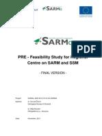 SARMa Center Feasibility Study