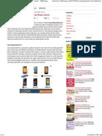 Cara Setting Internet XL Di Android Dan Modem Internet - TaliKotang Kumpulan Kata Cinta