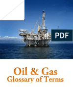 Oil & Gas Glossary of Terms