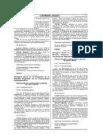 Res. Nº 153-2011-MP-FN