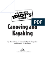 8a85907bf4fd35 The Complete Idiots Guide to Canoeing and Kayaki