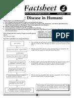Genetic Disease in Humans