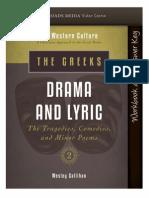 Drama and Lyric Workbook Sample