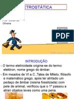 AULA DE ELETROSTÁTICA
