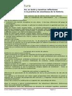 Nadot, s. - Malaise Dans La Formation Des Enseignants - Cap de Los Saberes a La Práctica - Ficha de Lectura