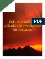 Guia de Estadística Aplicada a La Investigación de Mercados