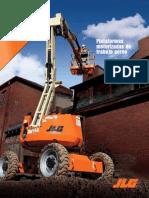 Plataformas Motorizadas de Trabajo Aereo ColSP