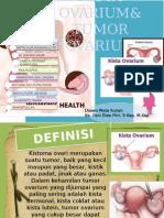 Kista Dan Tumor Ovarium