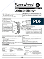 149 - High Altitude Biology