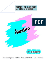3 ÁLGEBRA (13 - 18) Corregido