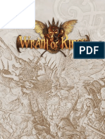 WoK Kickstarter Rules