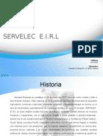 presentación empresa electrica