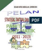 Cover Pelan Strategik