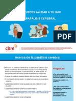 Cerebral Palsy Toolkit - Part 1 Flipcharts Spanish