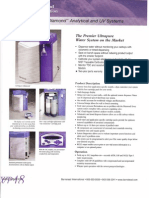Nanopure Analytical and Uv Bro2006