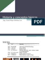 Historia y Tipos de Robots