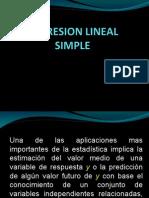 Regresion Lineal Varios
