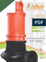 Kishor Pumps Brouchure