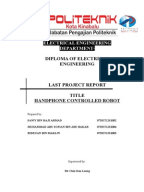 Sem 6 Full Report Projek Politeknik Soldering Microcontroller