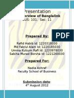 Project Abot Banglalink