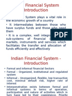 79169900 Introduction to Indian Financial System