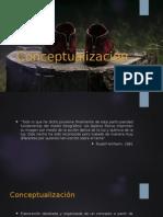 Conceptualización Fotografica