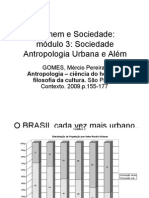 A Continuidade Do Rural No Urbano