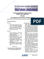 KEPMEN NAKER Tahun 1999 no 51 - NAB Fisika di Tempat Kerja.pdf