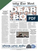The Daily Tar Heel for Feb. 24, 2015
