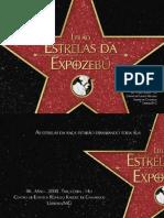FOLDER ESTRELAS DA EXPOZEBU