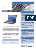 Dell latitude D630 specification