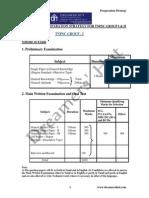 TNPSC Group 1 Exam Paper Pattern