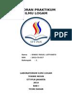 LAPORAN ILMU LOGAM DIMAS.docx