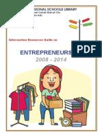 Entrepreneurship library guide