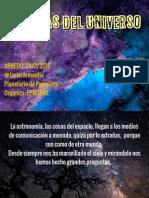 Noticias del Universo (Arnedo, 24/2/15)