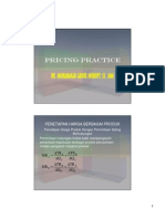 Pricing+practice