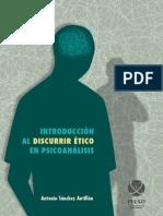 SÁNCHEZ ANTILLÓN, A. Introducción al discurrir ético en psicoanálisis