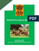 Concept Note Rashtriya Gokul Mission