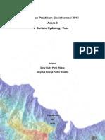 Panduan Praktikum Geoinformasi Acara 9