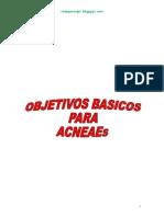 Objetivos Basicos Para Acneae