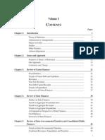 Vol. 1 of FinCom report