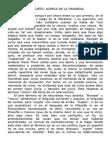 Agustin Garcia Calvo - La Rotura Del Sujeto
