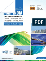 NAR INDIA Trade Brochure 2014