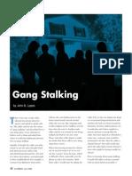 gangstalking