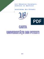 Carta Univ. Din Pitesti