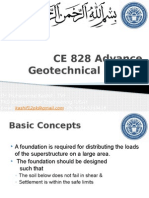 Advance Geotechnical Design