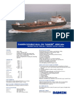 Double Hull Oil Tanker 4500 Border Tartan